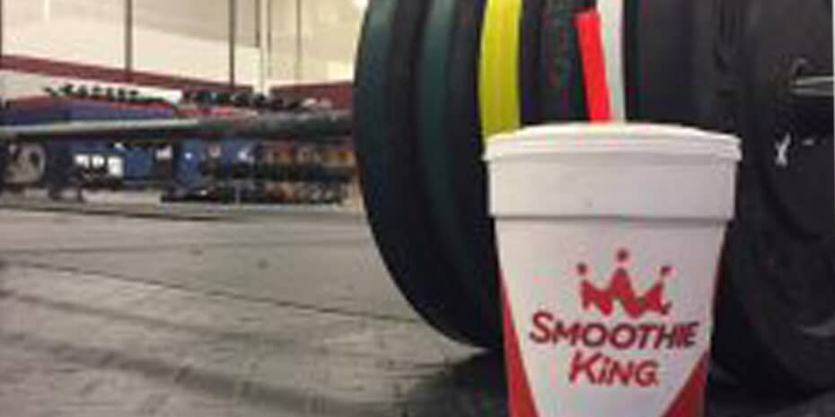 smoothie king franchisee Jarrod Johnson purpose
