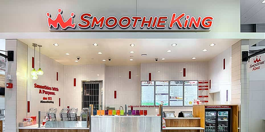 smoothie king franchise location