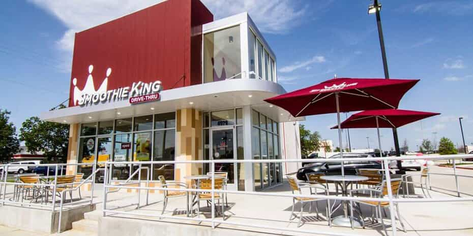 Smoothie King exterior