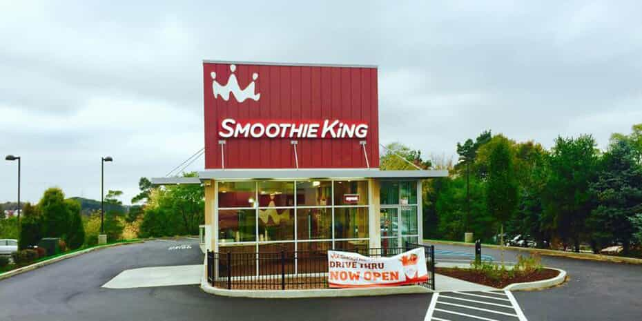 Pittsburgh smoothie franchises