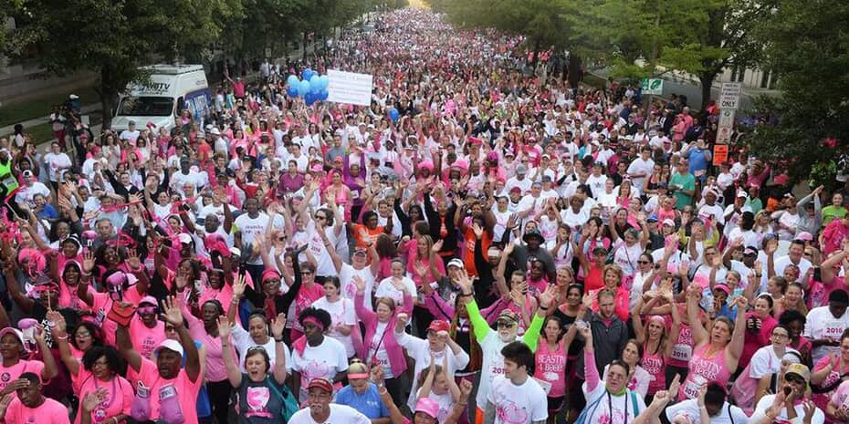 Race for the Cure® in Charlotte