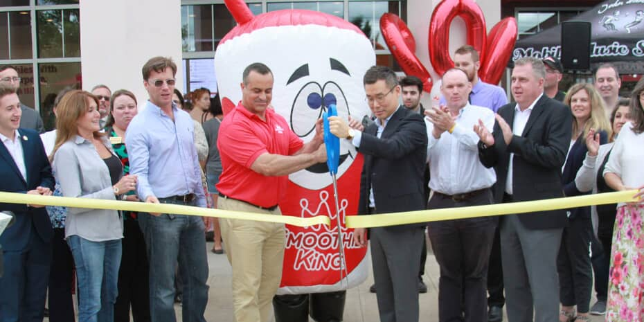 Wan Kim opening up new Smoothie King