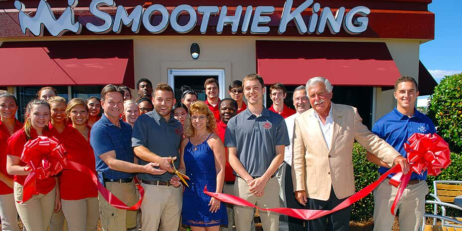 smoothie king millennial franchisees
