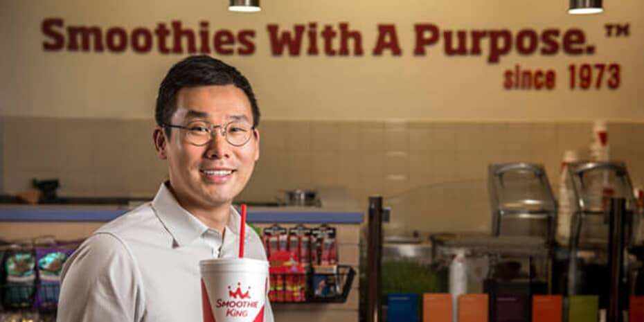 smoothie king ceo wan kim