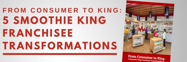 Smoothie King franchisee transformations